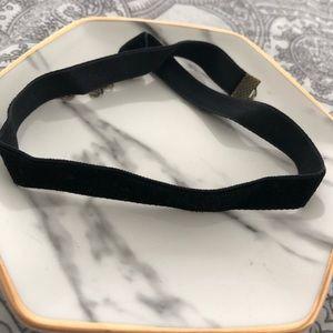 Jewelry - Black choker